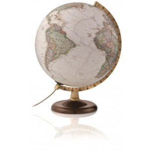 National Geographic - Gold Executive |  Bright Globe Design Old Style