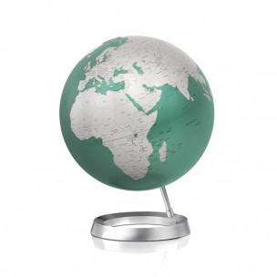 Vision Silver - Globe Furniture Design Metal Effect   5 Colors Available