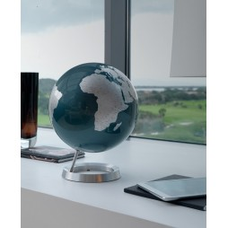 Vision Silver - Globe Furniture Design Metal Effect | 5 Colors Available