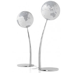 Light Globe and Design Lamp Stem