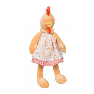 Moulin Roty - Plush Toys Petit Freres Félice the Hen