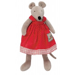 Moulin Roty - Peluches Petit Freres Topina Nini