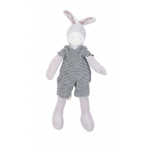 Moulin Roty - Plush Toys Petit Freres Barnabé the Donkey