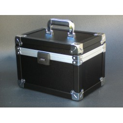 "Beauty Case Black ""Riolfo"""