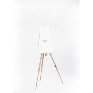 Sketching Easel 120 cm Height Made in Italy