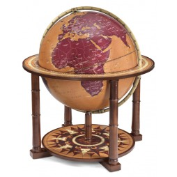 Large Globe 75x75x90 cm l - sphere diameter 60 cm -Made in Italy