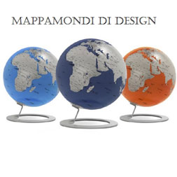 Mappamondi Di Design
