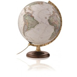 National Geographic - Gold Executive    Bright Globe Design Old Style